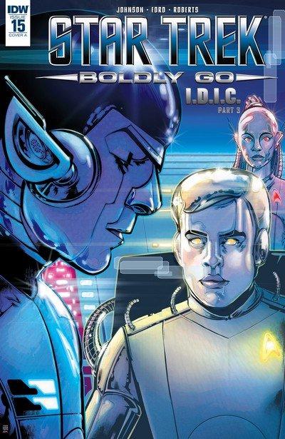 Star Trek – Boldly Go #15 (2017)