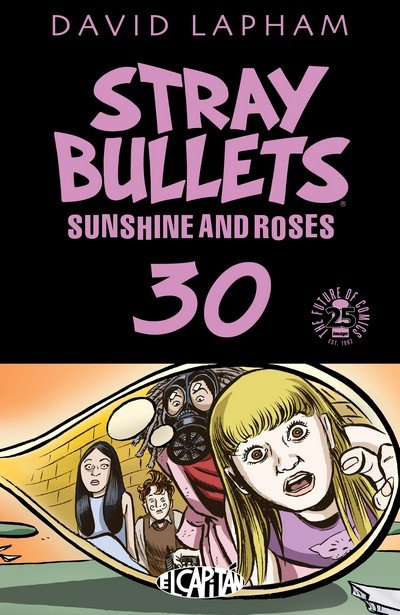 Stray Bullets – Sunshine & Roses #30 (2017)