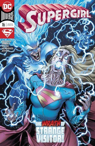 Supergirl #16 (2017)