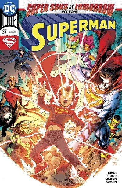 Superman #37 (2017)