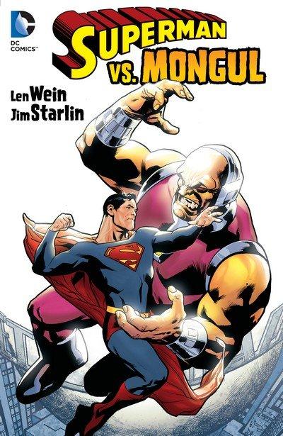 Superman vs. Mongul (TPB) (2013)