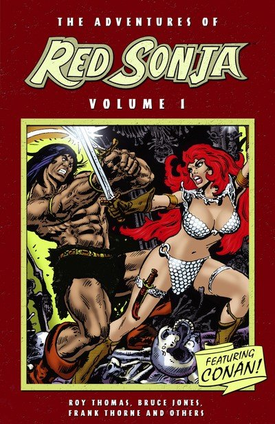 The Adventures of Red Sonja Vol. 1 (2007) (2nd Print)
