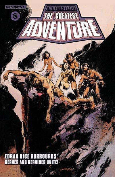 The Greatest Adventure #8 (2017)