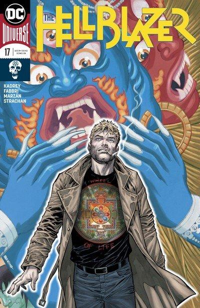 The Hellblazer #17 (2017)