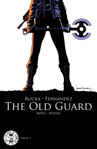 The Old Guard #1 – 5 (2017)
