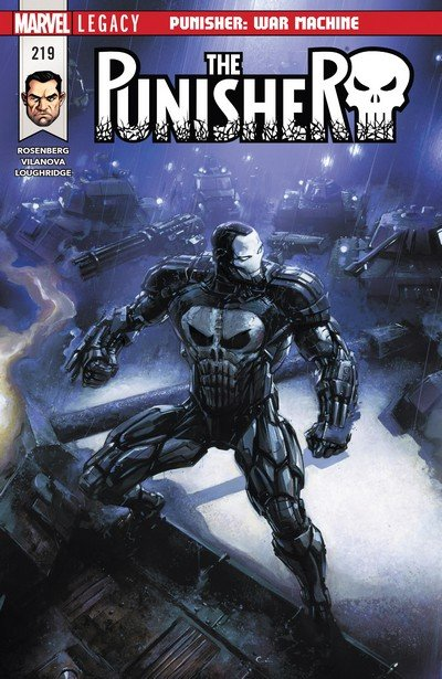 The Punisher #219 (2017)