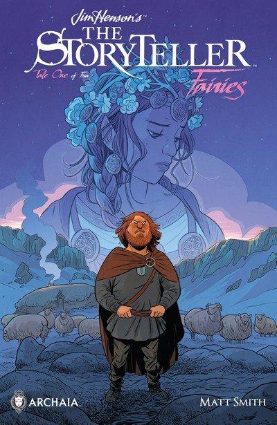 The Storyteller – Fairies #1 (2017)