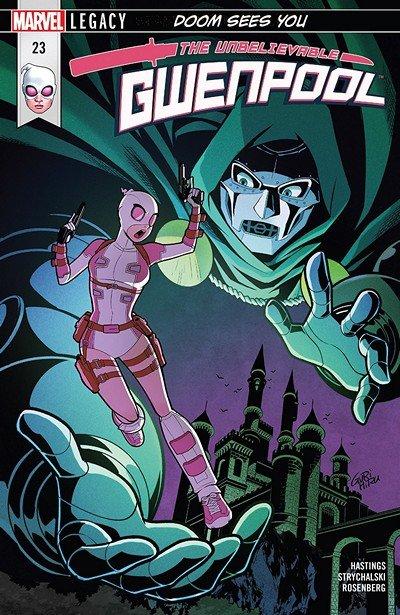 The Unbelievable Gwenpool #23 (2017)