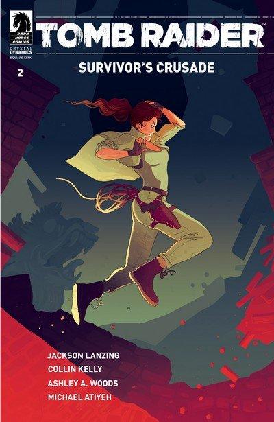 Tomb Raider – Survivor's Crusade #2 (2017)