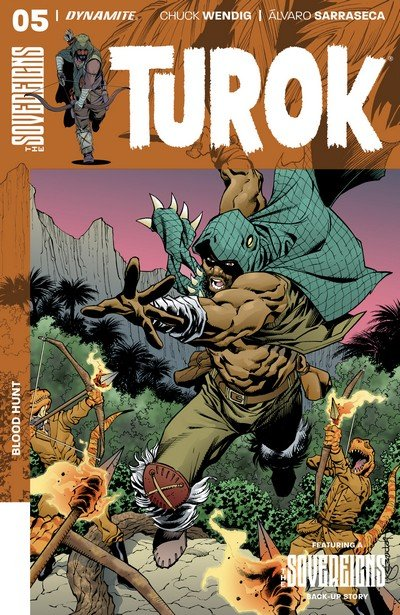Turok #5 (2017)