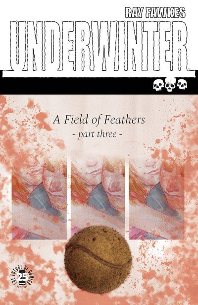 Underwinter – A Field of Feathers #3 (2017)