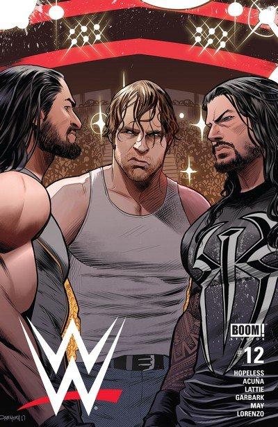 WWE #12 (2017)