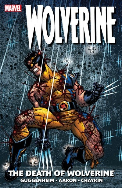 Wolverine Vol. 10 – The Death of Wolverine (TPB) (2008)