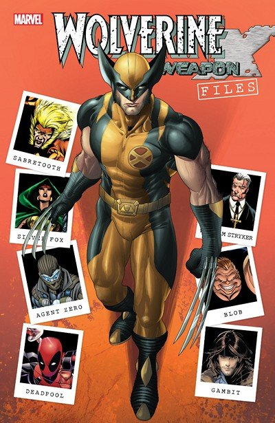 Wolverine – Weapon X Files (TPB) (2009)