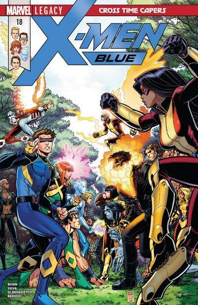 X-Men Blue #18 (2017)