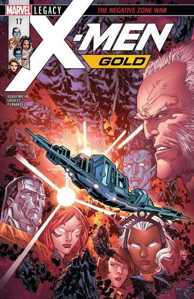 X-Men Gold #17 (2017)