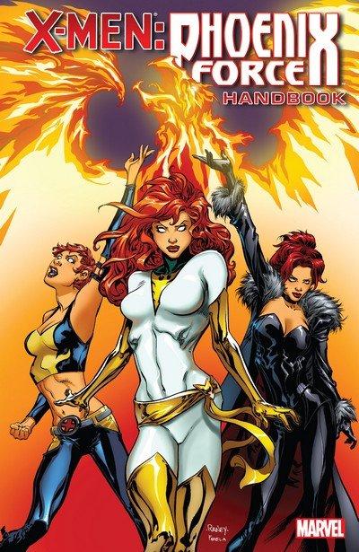 X-Men – Phoenix Force Handbook #1 (2010)