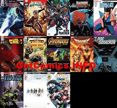 2018.01.24 Marvel Week+