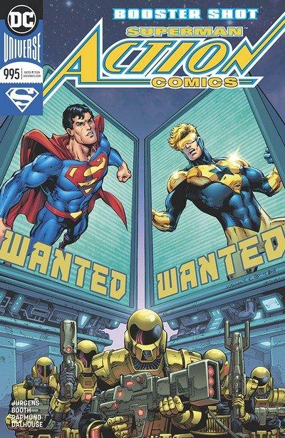 Action Comics #995 (2018)