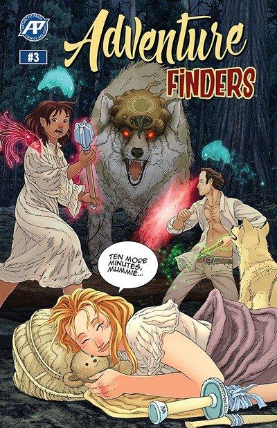 Adventure Finders #3 (2018)