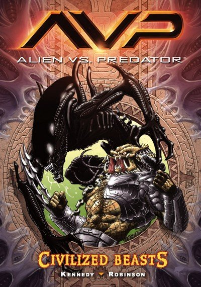 Alien vs. Predator – Civilized Beasts (2008)