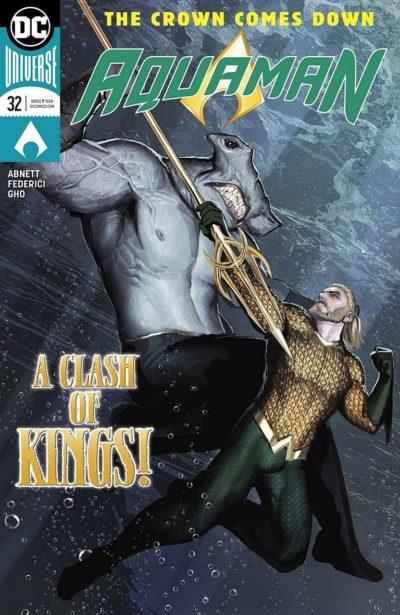 Aquaman #32 (2018)