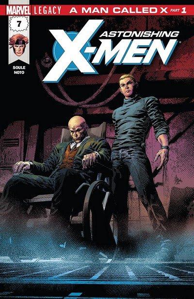 Astonishing X-Men #7 (2018)