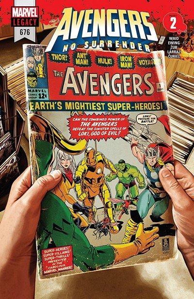 Avengers #676 (2018)