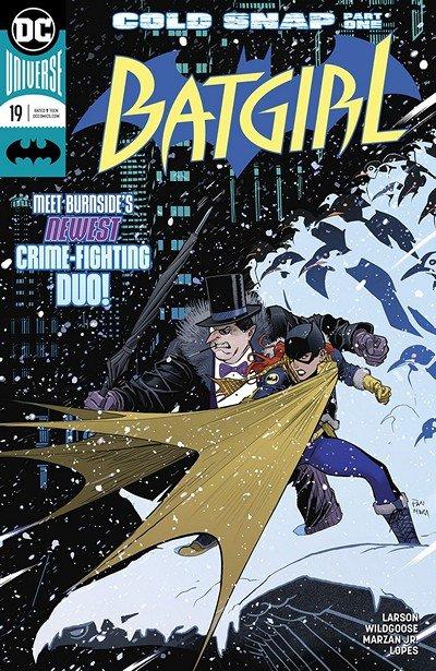 Batgirl #19 (2018)
