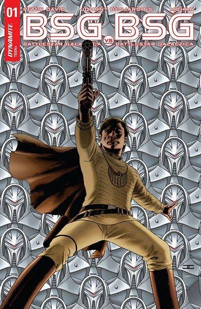 Battlestar Galactica Vs. Battlestar Galactica #1 (2018)