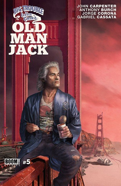 Big Trouble In Little China – Old Man Jack #5 (2018)