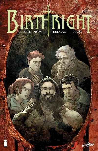 Birthright #29 (2018)