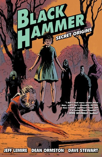 Black Hammer Vol. 1 – Secret Origins (TPB) (2017)
