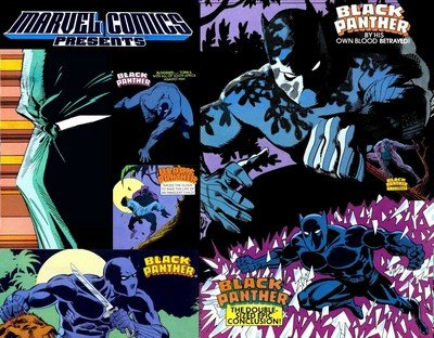 Black Panther – Panther's Quest (1989)