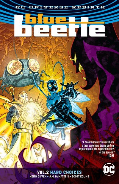 Blue Beetle Vol. 2 – Hard Choices (TPB) (2018)