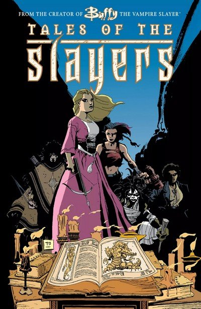 Buffy the Vampire Slayer – Tales of the Slayers (2001)