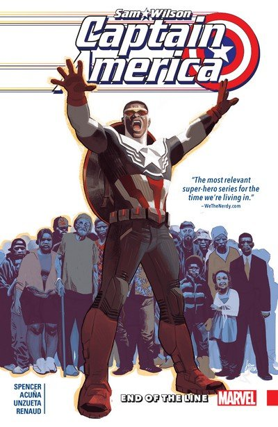 Captain America – Sam Wilson Vol. 5 – End of the Line (2017)