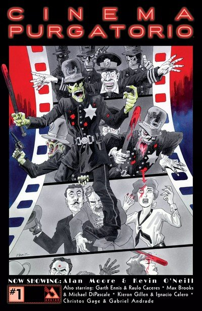 Cinema Purgatorio #1 – 12 (2016-2017)