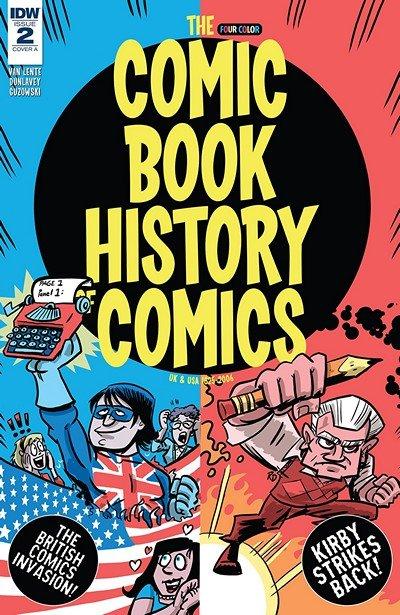 Comic Book History Of Comics – Comics For All #2 (2018)