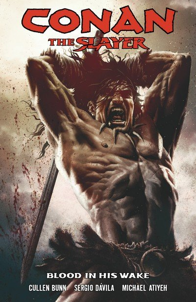 Conan the Slayer Vol. 1 – 2 (TPB) (2017)