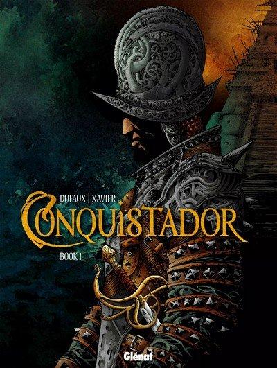 Conquistador #1 – 4 (2015)
