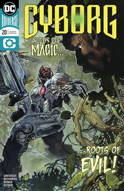 Cyborg #20 (2018)