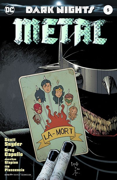 Dark Nights – The Metal #5 (2018)