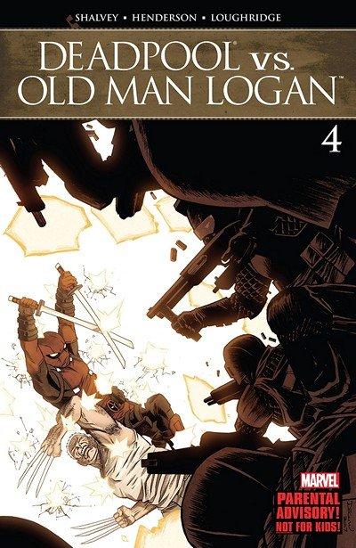 Deadpool vs. Old Man Logan #4 (2018)