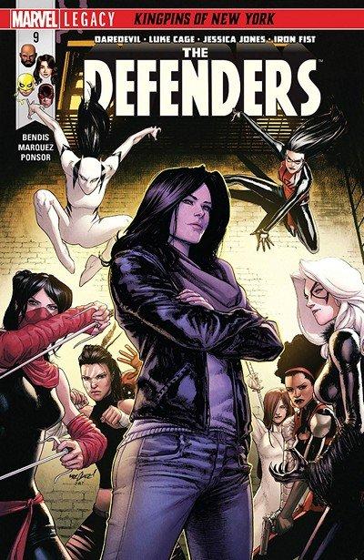 Defenders #9 (2018)