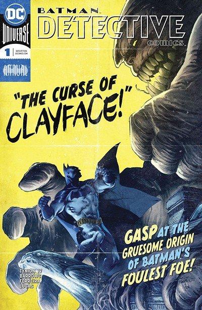 Detective Comics Annual #1 (2018)