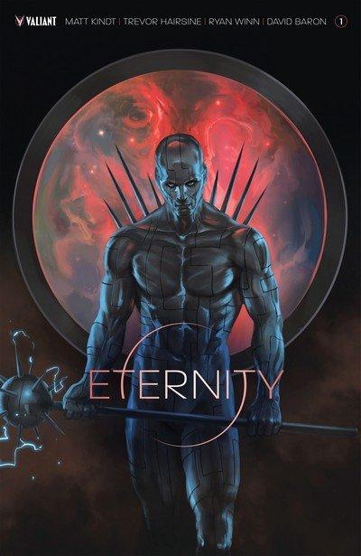 Eternity #1 – 4 (2017-2018)