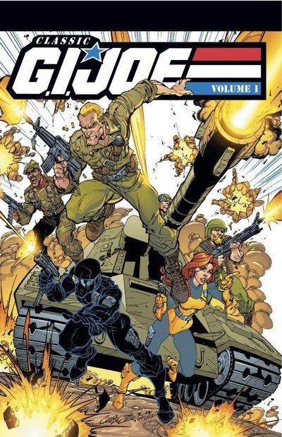 Classic G.I. Joe Vol. 1 – 20 (2009-2017)