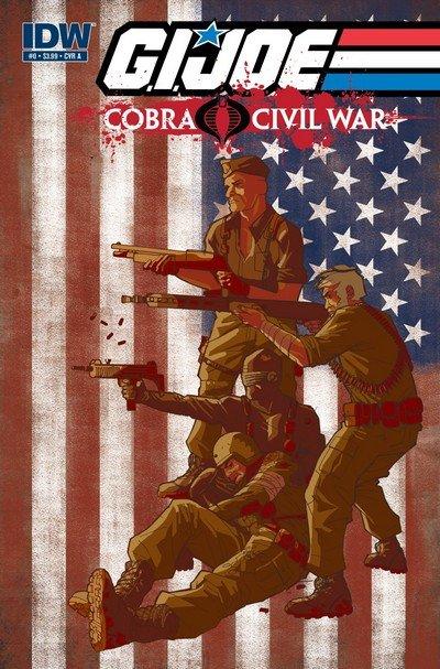 G.I. Joe – Cobra Vol. 1 – 2 (TPB) (2012-2013)