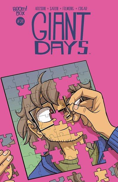 Giant Days #34 (2018)